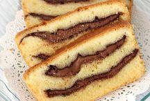 Gâteaux / Nutella