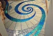 mozaik fürdô