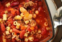 Recipes-soup / by Jennifer Funk