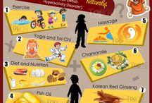 Natural health ADHD