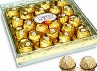 Diwali Special Chocolates / We offer best quality of chocolates especially for Diwali  occasion, decorated with eye-catching and appetizing packets. These collections are especially for those who prefer to gift such packets to their relatives and loved ones on the festival day. http://goo.gl/ZR8Kce / by Florists In India