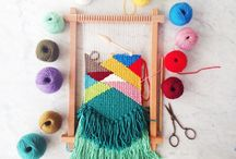 Weaving patterns and tutorials