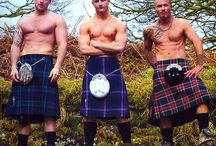 Kilt Inspection! / by Kim Carter