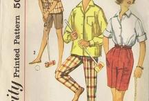 Girls' Sugar Spice Then & Now / by Vintage Patterns Dazespast