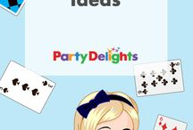 Party themed ideas