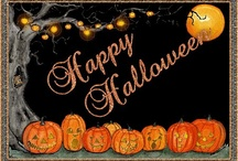 ~HALLOWEEN~ / Halloween always announces the beautiful Fall season for me and also the beginning of the busy holidays. A very exciting time of year! / by JoAnn Lopez