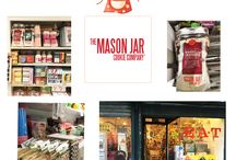 Spotted Mason Jar Cookie Company in NYC