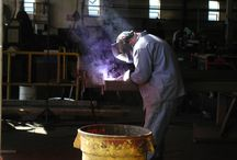 Welders in Action / All our Welders in action on the job!