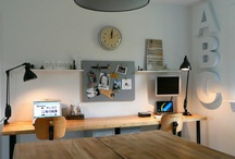 workspace / by tracy wagner