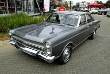 Ford Fairlane / The South African / RHD Ford Fairlane