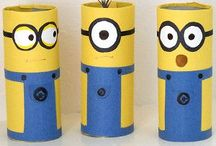 Minion Food and Craft ideas