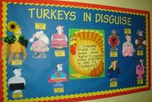 Bulletin Board Ideas / by Liane Courtney