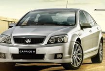 Holden Caprice Wedding Car Hire Sydney