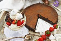 Baking - Kladdkakor
