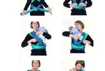 baba hordozás