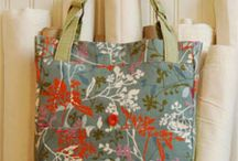 Sewing bags inspiration