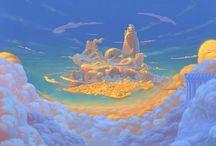 Animation Background References