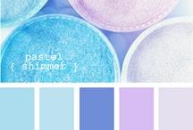 Color Pastel / Watercolors | Pale Pink | Pastels | Lovely