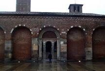 Milano, Sant'Ambrogio / Milano, Sant'Ambrogio