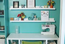 Home Office / by Dana Mustard