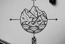 Tattoo Ideas / My absolute favourite tattoo designs.