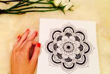 mandala / by Hoot N' Holler Host for Hire