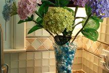 Beaded Flowers / by Susan Devillier