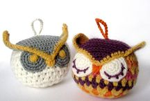 Sewing and crocheting
