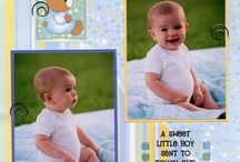 Max Scrapbooking pages