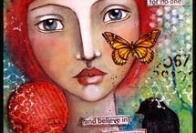 2015:19 Faces / 11-25 October, 2015 on the PaperArtsy blog lets get drawing!  Check out this blog post for more information and lots of links http://blog.paperartsy.co.uk/2015/10/2015-topic-19-faces-challenge.html