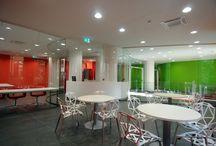 Interior / Interni di architettura.