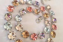 Cristales y joyas