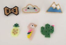// broches + pins //