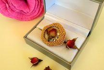 Resin Art Jewelry