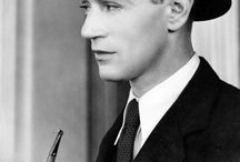 Leslie Howard and Trevor Howard / Related in their superb talent. / by Peta Bowker-Douglass