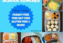 Yum! Kids lunchbox ideas