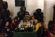 """Lunes Salado 31/03/2014 / Visita de Lucía, Mª Ángeles, Susana, Montse, Eva y Ángela de """"La Parisienne""""."""