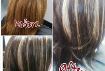 Ta-Da!! It's a new you!....Before and After / Before and After pictures submitted by the Team
