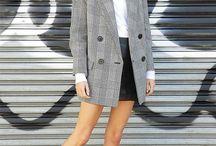 Chaqueta de Cuadros / Checked Blazer / How to wear a checked blazer!! Cómo llevar una chaqueta de cuadros!  Ideas para vestir todos los días!
