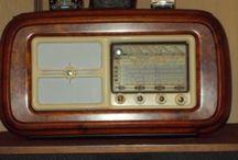 Collezione radio Dr.Sarica / Parte della collezione radio del Dr. Sarica. Ringraziamo per la gentile concessione.