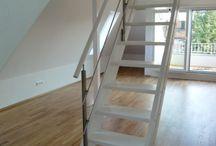 Treppe Dachluke
