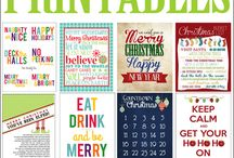Simply Christmas / Lots of ideas for christmas parties, christmas food and christmas crafts