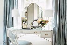 Vanity/closet