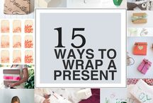 Packaging, wrapping, & tags