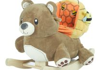 Critters by Rockabye / Woodland Critters