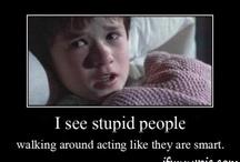Stupid, yet...
