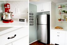 Kitchen Remodels & Makeovers / Kitchen remodeling examples, ideas, and kitchen makeovers.