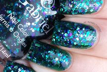 Brand: Gabriel Cosmetics / All products in this board are by Gabriel Cosmetics. You can find detailed reviews and posts on these manicures at ManicuredandMarvelous.com