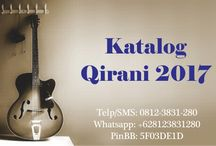 Katalog Qirani 2017 / Katalog Qirani 2017 Telp/SMS: 0812-3831-280 Whatsapp: +628123831280 PinBB: 5F03DE1D