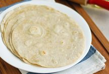 Food / Homemade Tortillas